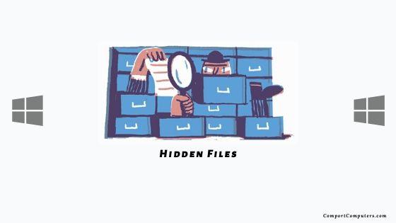 Cara Menampilkan Berkas File dan Folder Tersembunyi di Windows 10