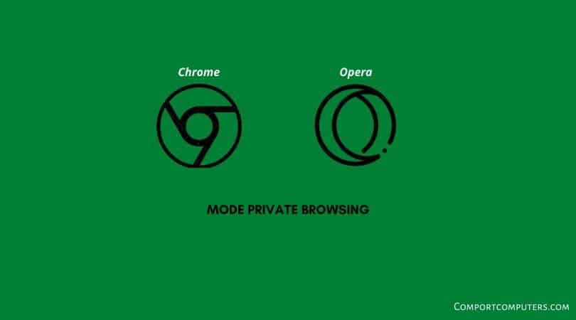 mode private browsing