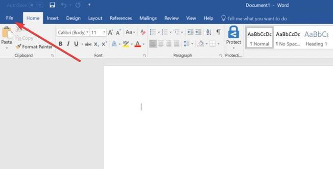 open edit pdf di word