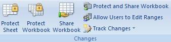 protect sheet dan workbook