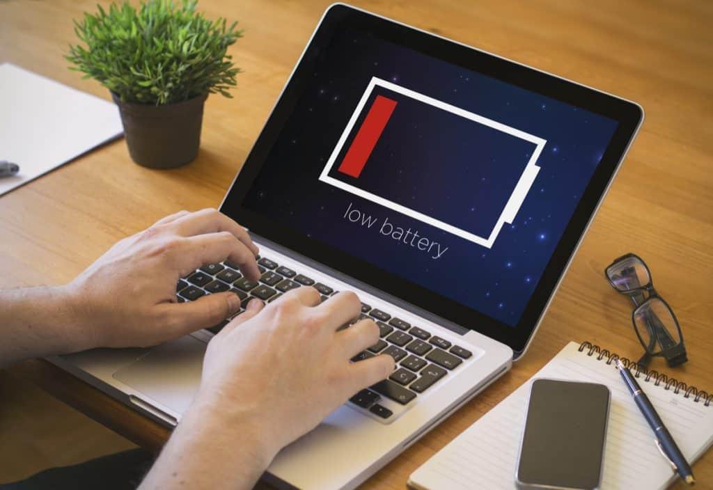 menghemat baterai laptop