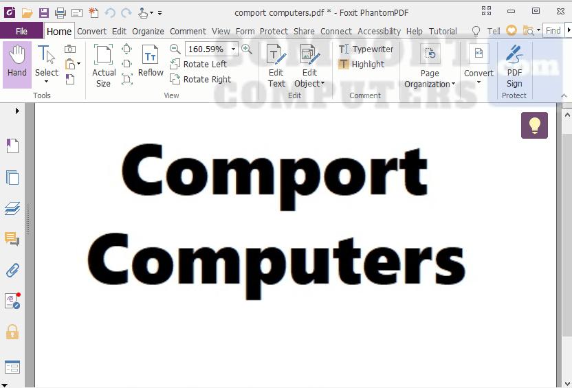 file PDF otomatis dibuat